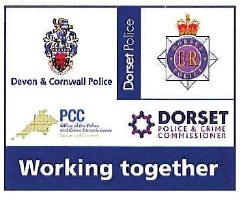The alliance logo for Devon and Cornwall and Dorset Police